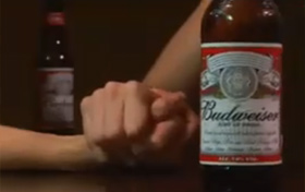 Test Budweiser Commercial